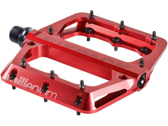 Sixpack Millenium 2.0 Pedals red